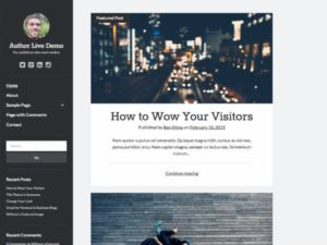 free_wordpress_theme_for_writers